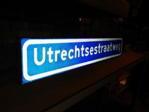 IMG 3519 300x225 Utrechtsestraatweg Road Sign