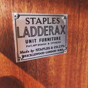 17190891 1177902585668515 6335119012737349180 n 300x300 Ladderax vintage teak unit shelving England BLK