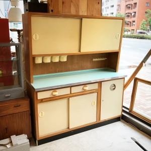 19417586 1290507821074657 8764072460135584922 o 300x300 Vintage Kitchen Cabinet W.Germany 1950 60