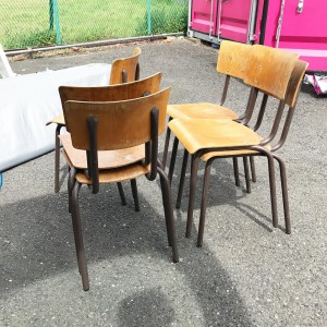 20526366 1326909594101146 781906995717290805 n 300x300 TUBAX Vintage School Stacking Chair Belgium