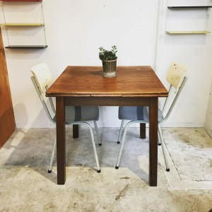 21462920 1363269990465106 397778666139364928 n 300x300 Teakwood Vintage Extension Table オランダ