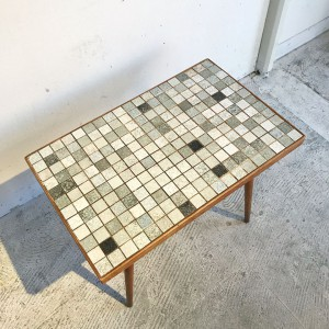 25158464 1452765691515535 471619197855777228 n 300x300 50's Mosaic Tile Side Table オランダ
